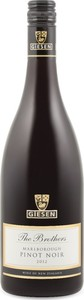 Giesen The Brothers Pinot Noir 2016, Marlborough, South Island Bottle