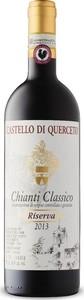 Castello Di Querceto Riserva Chianti Classico 2015, Docg Bottle