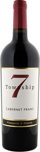 Township 7 Cabernet Franc 2016 Bottle