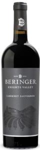 Beringer Knights Valley Cabernet Sauvignon 2016, Sonoma County Bottle