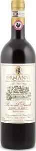 Ormanni Riserva Chianti Classico Docg Borro Del Diavolo 2015 Bottle
