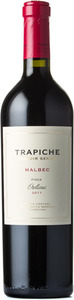 Trapiche Malbec Terroir Series Orellana De Escobar Single Vineyard 2012, La Consulta, San Carlos, Bottle