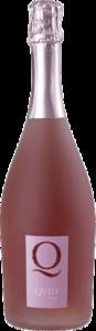 La Guardiense Quid Brut Rosato, Campania Igt Bottle