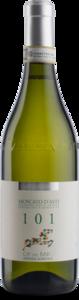 Ca' Del Baio Moscato D'asti 101 2017 Bottle