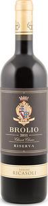 Barone Ricasoli Brolio Chianti Classico Riserva Docg 2015 Bottle