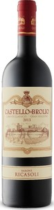Barone Ricasoli Castello Di Brolio Chianti Classico Gran Selezione Docg 2015 Bottle