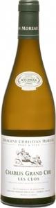 Christian Moreau Chablis Grand Cru Aoc Les Clos 2015 Bottle