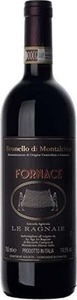 Le Ragnaie Brunello Di MontalcinoDocg Fornace 2013 Bottle