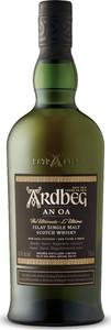 Ardbeg An Oa Islay Single Malt Scotch Whisky, Unchillfiltered Bottle