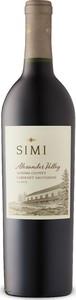 Simi Cabernet Sauvignon 2015, Alexander Valley, Sonoma County Bottle