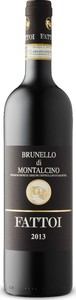 Fattoi Brunello Di Montalcino 2013, Docg Bottle