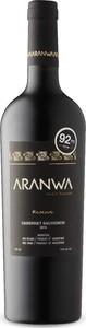 Aranwa Reserve Cabernet Sauvignon 2013, Mendoza Bottle