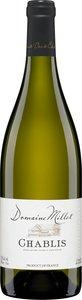 Domaine Millet Chablis 2017 Bottle