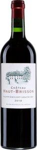 Château Haut Brisson 2016, Ac Saint émilion Grand Cru Bottle