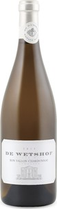 De Wetshof Bon Vallon Unwooded Chardonnay 2018, Wo Robertson Bottle