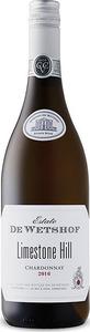 De Wetshof Limestone Hill Chardonnay 2018, Wo Robertson Bottle