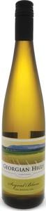 Georgian Hills Seyval Blanc 2016 Bottle