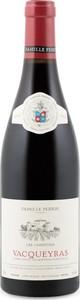 Famille Perrin Les Christins Vacqueyras 2016, Ac Bottle