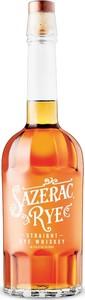 Sazerac Straight Rye Whiskey Bottle