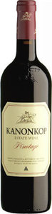 Kanonkop Pinotage 2015, Wo Simonsberg Stellenbosch Bottle