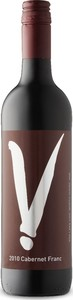 Viewpointe Cabernet Franc 2010, VQA Lake Erie North Shore Bottle