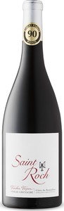 Saint Roch Vieilles Vignes Syrah/Grenache 2015, Ap Côtes Du Roussillon Bottle