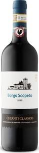 Borgo Scopeto Chianti Classico 2015, Docg Bottle