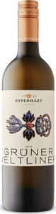 Esterházy Estoras Grüner Veltliner 2016, Burgenland Bottle