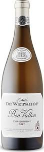 De Wetshof Bon Vallon Unwooded Chardonnay 2017, Wo Robertson Bottle