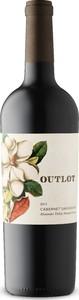 Outlot Cabernet Sauvignon 2014, Alexander Valley, Sonoma County Bottle