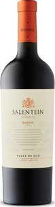 Salentein Reserve Malbec 2016, Uco Valley, Mendoza Bottle