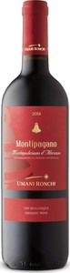 Umani Ronchi Montipagano Montepulciano D'abruzzo 2016, Doc Bottle