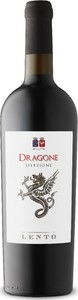 Lento Dragone Rosso 2015, Igt Calabria Bottle