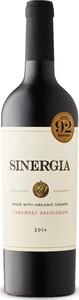 Sinergia Cabernet Sauvignon 2014, Do Valencia Bottle
