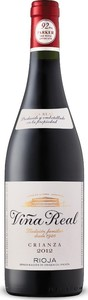Viña Real Crianza 2015, Doca Rioja Bottle