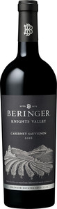 Beringer Knights Valley Cabernet Sauvignon 2016, Sonoma County Bottle