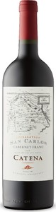 Catena Appellation San Carlos Cabernet Franc 2016, Mendoza Bottle