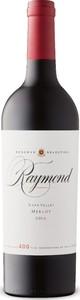 Raymond Reserve Merlot 2014, Napa Valley Bottle