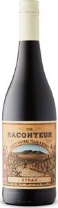 The Raconteur Syrah 2017, Wo Swartland Bottle