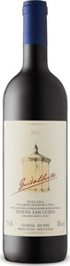 Tenuta San Guido Guidalberto 2016, Toscana Bottle
