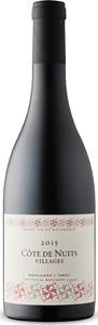 Marchand Tawse Côtes De Nuits Villages 2015, Ac Bottle