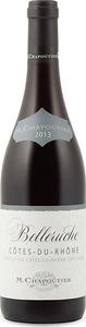 M. Chapoutier Belleruche Côtes Du Rhône 2017, Ac Bottle