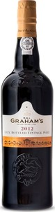 Graham's Late Bottled Vintage Port 2012, Douro Valley Bottle