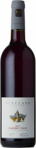Vineland Estates Cabernet Franc 2017, VQA Niagara Peninsula Bottle