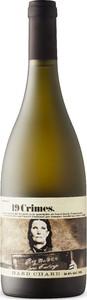 19 Crimes Hard Chardonnay 2018, Southeastern Australia Bottle