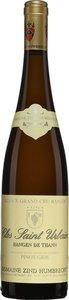 Domaine Zind Humbrecht Clos Saint Urbain Pinot Gris Grand Cru Rangen De Thann 2015 Bottle