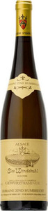 Domaine Zind Humbrecht Gewürztraminer Clos Windsbuhl 2015 Bottle