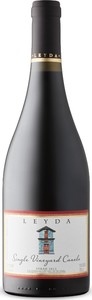 Viña Leyda Single Vineyard Canelo Syrah 2015, Leyda Valley Bottle
