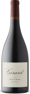 Girard Petite Sirah 2014, Napa Valley Bottle