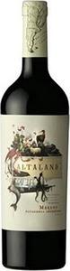 Altaland Patagonia Merlot 2015 Bottle